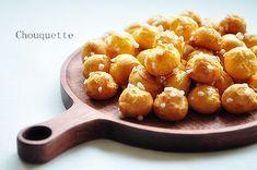 Chouquette - món bánh tí hon ai cũng mê - http://congthucmonngon.com/44368/chouquette-mon-banh-ti-hon-ai-cung.html