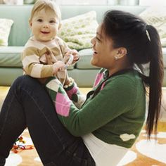 Tips on finding the perfect sitter from the book Love at First Sit - parenting.com
