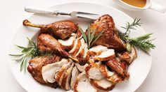 Cut down on your cook time with this simple, spatchcocked version of a Thanksgiving classic.