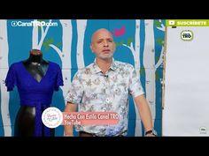 Diseño crop top por Diego Bohórquez- Hecho con Estilo - YouTube Sewing Techniques, Men Casual, Youtube, Mens Tops, Paris, Crop Tops, Fashion, Modeling, Sewing Lessons