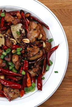 This Szechuan Chicken Dish Will Certainly Spice Up Your Life