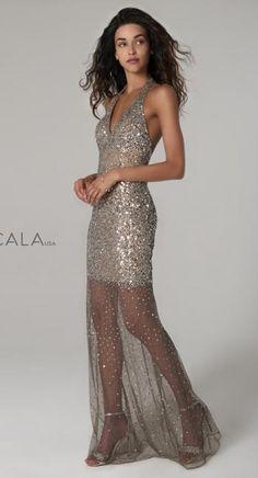 Scala Dress 60130   Terry Costa