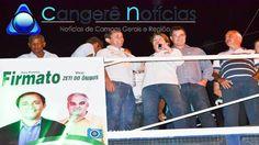 Comício do PSC em Campos Gerais-MG