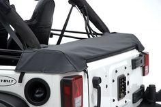 Smittybilt Soft Top Storage Boot for 07-13 Jeep® Wrangler JK 2 Door