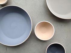 new color samples by www.ilonavandenbergh.be