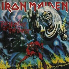 Iron Maiden - The numbre of the beast  Every decent iPod should have at least one Iron Maiden song.
