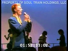 Bowie takes on R&B.  Luther Vandross sang and arranged vocals on the album, Young Americans.