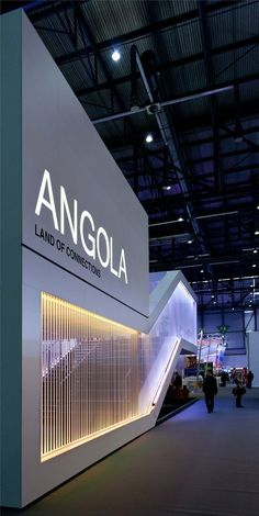 Angola Cables - ITU Fair Geneva (CH) on Behance