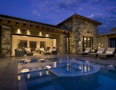 Mediterran house