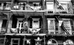 Fotógrafo Gal Oppido retrata cidade de Nova Orleans, nos EUA.