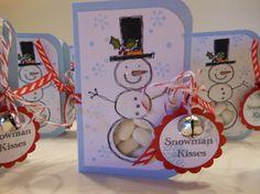 Craft Fair - Snowman Kisses