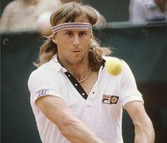 Borg, meilleur joueur de tennis                              …