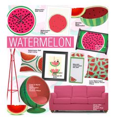 """Watermelon"" by kusja ❤ liked on Polyvore"