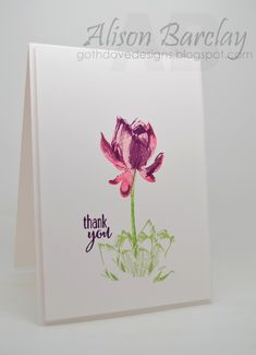 Stampin' Up! Australia - Stampin' Up! Lotus Blossom - Sale-A-Bration