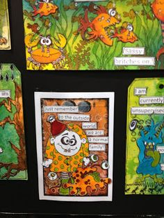 Scrapbook Territory: Dylusions sneak peek from CHA 2013