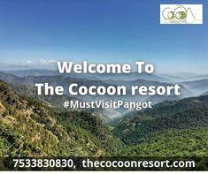 #CocoonRrsort #Pangot #pangotresort #resortinpangot #BestResortInNainital #Besthotelinnainital Camps, Resorts, Nature, Naturaleza, Vacation Resorts, Beach Resorts, Vacation Places, Nature Illustration, Off Grid