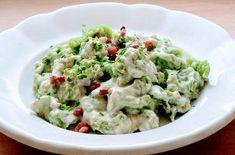 Užite si Zelený štvrtok so špenátom Potato Salad, Vegetarian Recipes, Potatoes, Ethnic Recipes, Food, Potato, Essen, Meals, Yemek