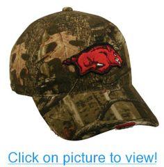 best service 92e75 d4b13 Outdoor Cap Arkansas Razorbacks Mossy Oak Camo Slouch Hat Cap  Outdoor  Cap   Arkansas