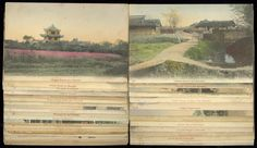 Early 20th Century Shanghai Picture Post Cards, group of thirty-six, colored, all different, a few used, overall fine (36). (Estimate 1.500 - 2.000 HK$)