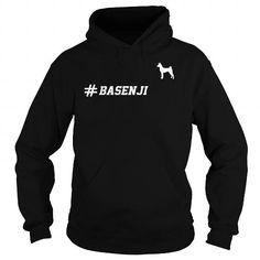 Basenji hashtags funny tshirt