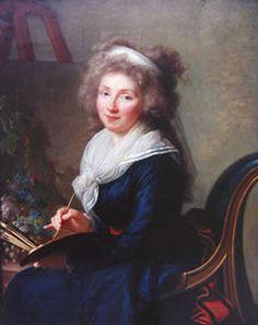 La marquise Sophie de Grollier  Louise-Elisabeth Vigée Lebrun - 1788