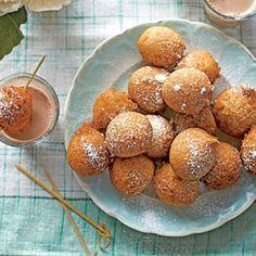Mother's Day Brunch Menu: Cinnamon-Sugar Doughnut Bites