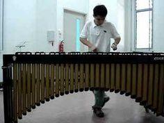 Flight of the Bumblebee (Marimba solo)