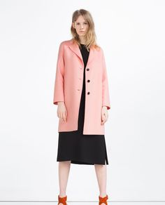 HANDMADE LONG COAT | ZARA United States