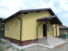 Constructii case zidarie si BCA - cum am construit casa de la Ciolpani, ...
