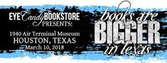 Wonderful World of Books: Books are Bigger in Texas 2018 - Tickets On Sale N...