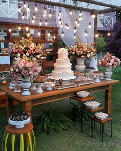 "410 Me gusta, 12 comentarios - Mini Wedding (@mini.wedding.brasil) en Instagram: ""Decoração lindíssima por @casaazuleventos : #buquedenoiva #weddingdetails #wedding…"""