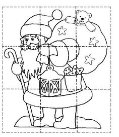 Tipss und Vorlagen: Coloring Pages Preschool Worksheets Christmas 2019 Christmas Wreaths To Make, Christmas Colors, Christmas Art, Christmas 2019, Christmas Puzzle, Kindergarten Coloring Pages, Preschool Worksheets, Preschool Crafts, Christmas Worksheets