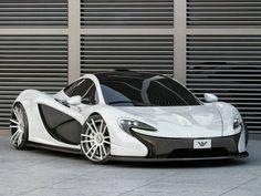 McLaren P1 by Wheelsandmore