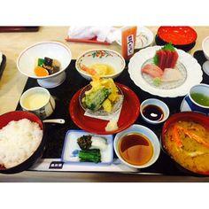 3번갔는데 가도가도맛있는#치카에#화정식#회정식?소바정식보다 훨낫당 #후쿠오카#텐진#일본정식#가정식 #맛스타그램#회스타그램#밥스타그램 #foodpic#foodstagram#instafood#japanesefood#sashimi#fukuoka#chikae #福岡#天神#稚加榮#和定食#和食#ランチ限定