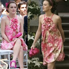 Only Blair could pull this off... so cute!
