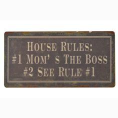 Magnes House Rules - BelleMaison.pl