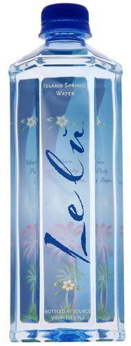 Lelú Bottled Water