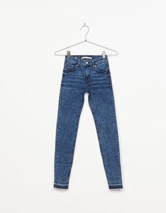 Skinny fit jeans - Jeans - Bershka Netherlands