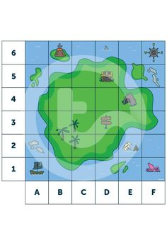 Teaching Resource: A Bee-Bot mat focusing on directions, location and coordinates. Classroom Wall Decor, Classroom Walls, Kids World Map, Teaching Shapes, Technology Lessons, Coding For Kids, Digital Literacy, Petite Section, Charts For Kids