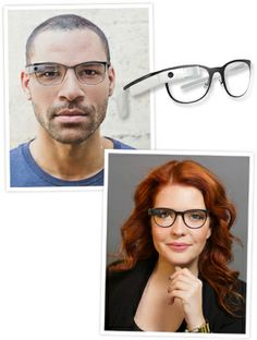 Only on InStyle! Check Out These Brand New Fashion-Forward Frames From Google Glass