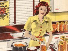Canning Peaches…reépinglé par Maurie Daboux.•*´♥*•❥ڿڰۣ--
