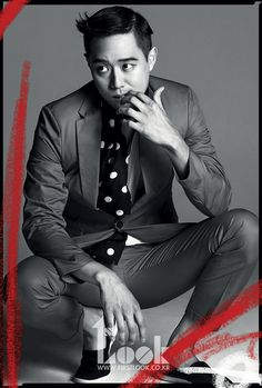Chun Jung Myung 1st. Look Korea Magazine Vol.46 June 2013