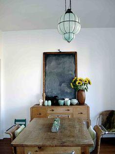 7b58065a244 Dining+Room+-+decor+-+interior+design+-+bohemian+-+
