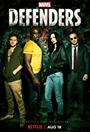 The Defenders (2017) brought together the protagonists from their previous four Marvel series.  It was nice to see them all together, and I enjoyed the series, but it was also shorter and less interesting than the individual series.