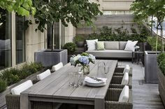 Upper West Side Terrace 3 | Vert