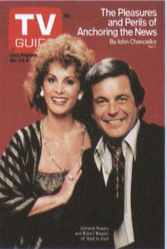 Remember the TV Guide?  Also remember the TV show Hart to Hart?  Loved that show!