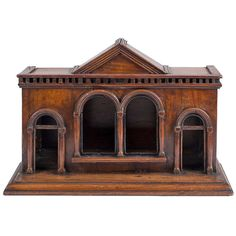 Early 18th Century Italian Architectural Model