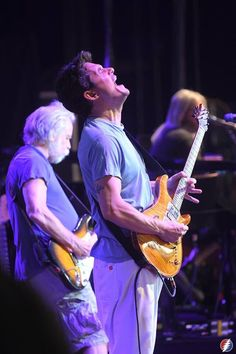 """Bob, John, and Jeff - We all new when Jerry died that Bobby would continue bringing us great music. But adding Mayer, and what he has brought to """"The Show"""" exceeds any expectations I could have imagined! Dead And Company, Strong Love, John Mayer, Grateful Dead, Love Affair, Singer, American, My Love, Music"""
