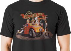 33 Willys AA Fuel Altered Drag Racing Hot Rod T Shirt Small - 6XL Free Shipping #PitStopShirtShop #GraphicTee