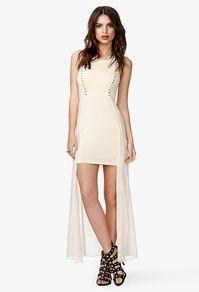 94c6bda2290 Metallic-Blend Mesh Panel Dress (Black Gold). Forever 21.  19.80 ...